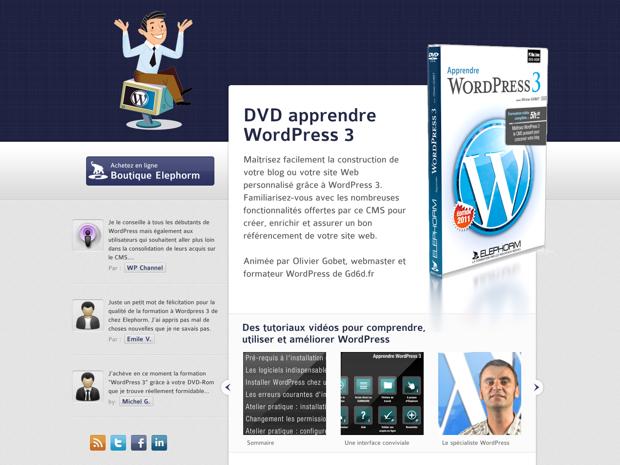formation wordpress elephorm